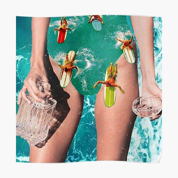 Gay Pride Rainbow Flag Poster Beachwear Shorts for Men Summer Fashion Swim Trunks
