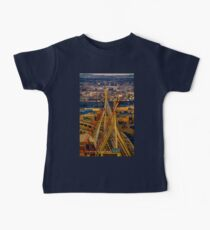 Leonard P. Zakim Bunker Hill Memorial Bridge Baby Tee