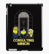 The Worlds only Consulting Minion iPad Case/Skin