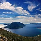Ionian panorama from Xiromero by Hercules Milas