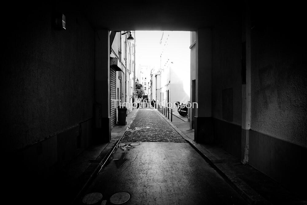 Dark Passage by TimothyMonson