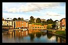 Exeter Quay by Tim Topping