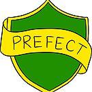 Green School Badge by cozyreverie