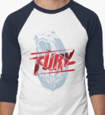 Bear fury Men's Baseball ¾ T-Shirt