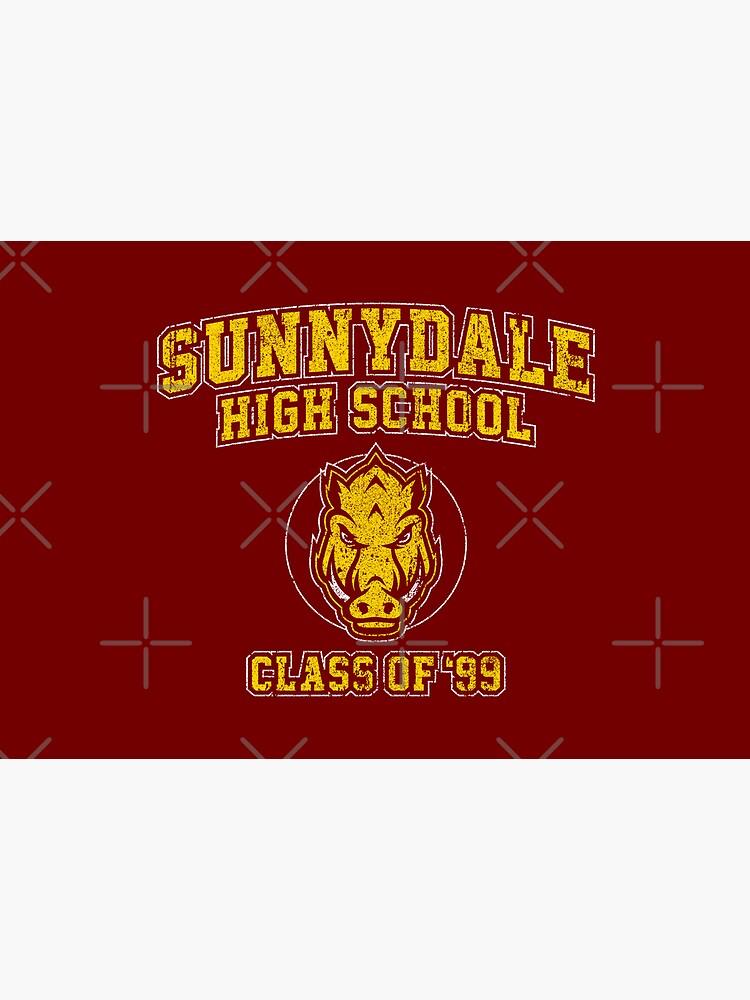Sunnydale High School Class of '99 by huckblade
