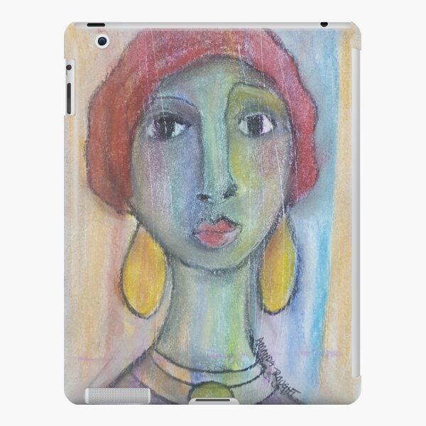 Pastel Portrait S37 iPad Snap Case