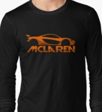 Mclaren P1 Long Sleeve T-Shirt