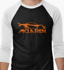 Mclaren P1 Men's Baseball ¾ T-Shirt
