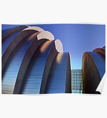 Kauffman Center Halves Poster