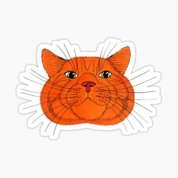 Bilbo the Good Cat Boy Sticker