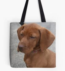 Concentrating. Tote Bag