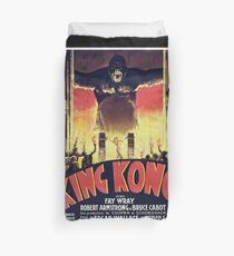 King Kong Duvet Cover