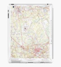 Massachusetts  USGS Historical Topo Map MA Bridgewater 350879 1977 25000 iPad Case/Skin
