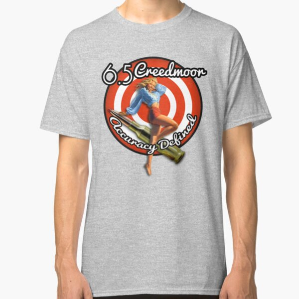 The Creedmoor Girl! Classic T-Shirt