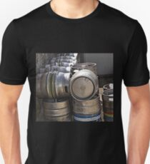 Barrels of Beer.......... Unisex T-Shirt