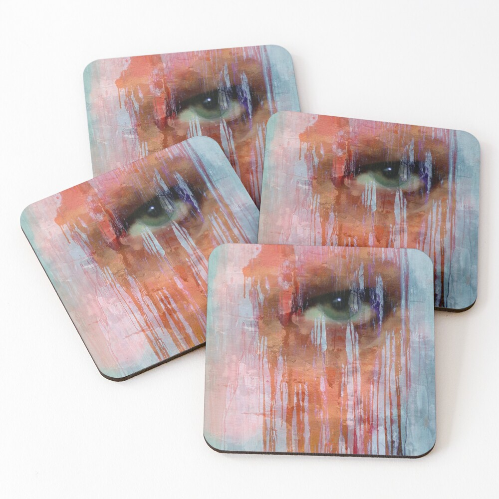 Ouch Coasters (Set of 4)