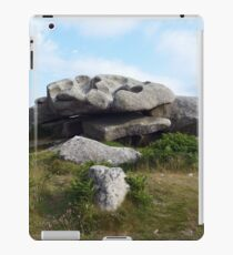 Cup and Saucer Rock iPad Case/Skin