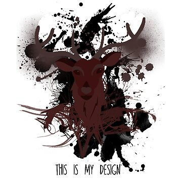 This is My Design - Hannibal by Copperoxide