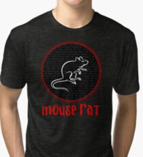 Mouse Rat Band Names  Tri-blend T-Shirt