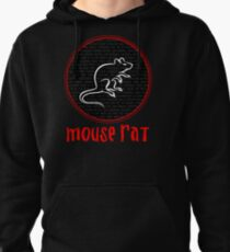 Mouse Rat Band Names  Pullover Hoodie