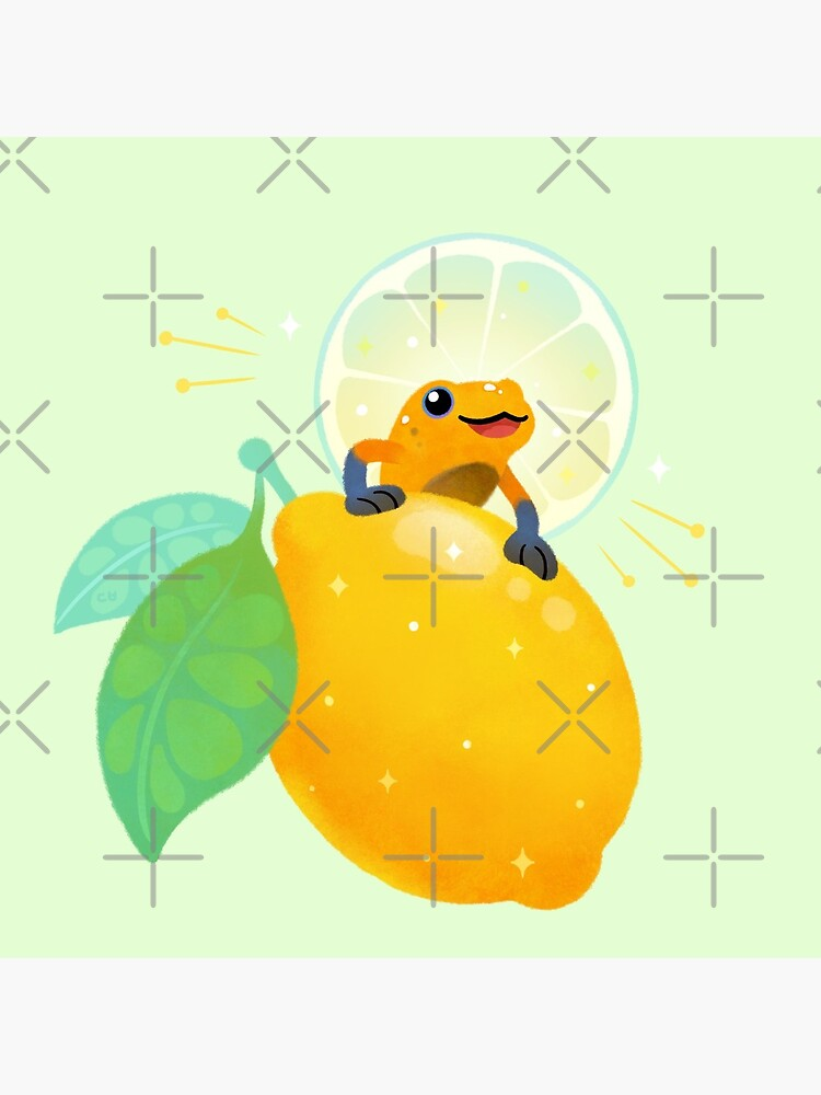 Golden poison lemon sherbet 1 by pikaole