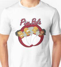 Bowling Pin Pals Unisex T-Shirt