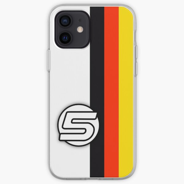 Vettel iPhone Soft Case
