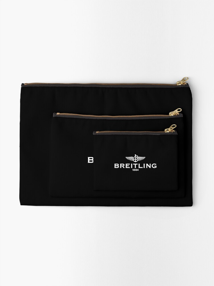 Alternate view of Breitling Zipper Pouch
