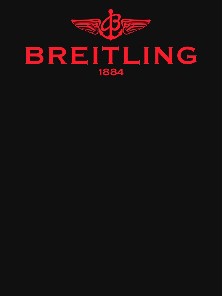 Breitling Red Logo by karlries