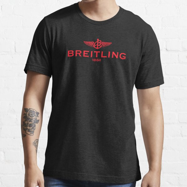 Breitling Red Logo Essential T-Shirt