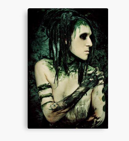 LX: GutPuppet Canvas Print