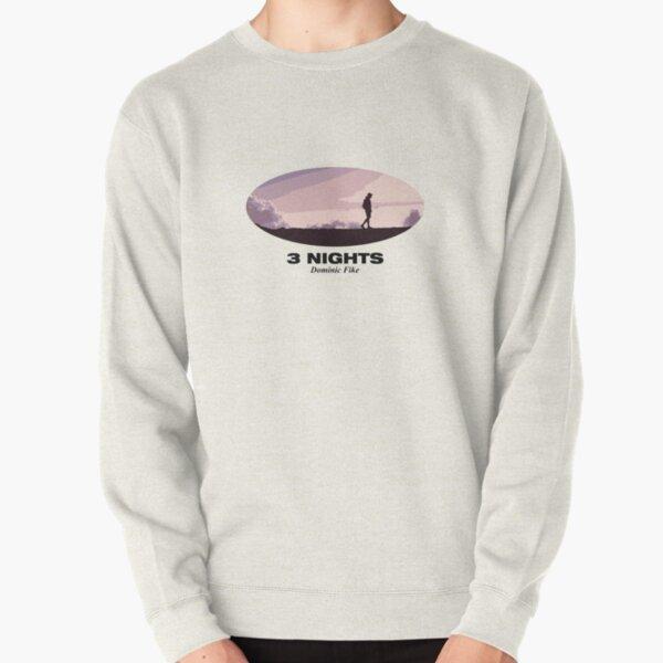 3 Nights Dominic Fike Retro Palewave Design Pullover Sweatshirt