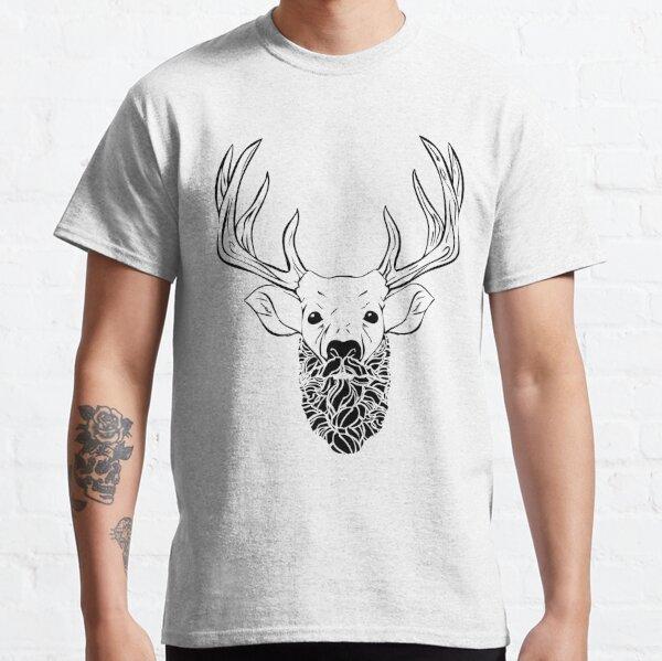 Deer Beard Classic T-Shirt