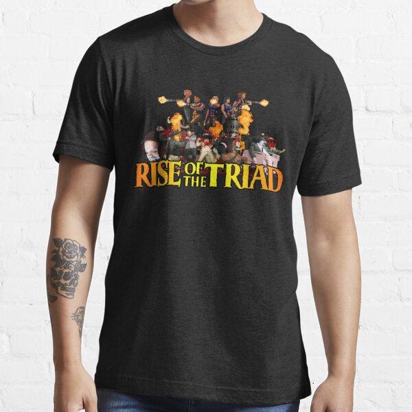 Rise Of The Triad Essential T-Shirt