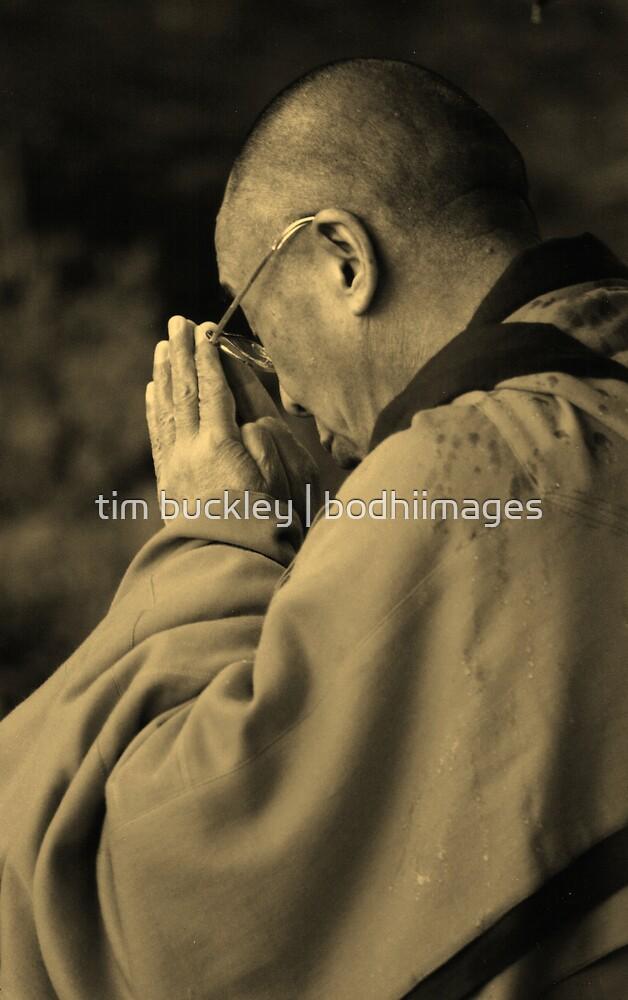 the Dalai Lama. aotearoa, new zealand by tim buckley | bodhiimages