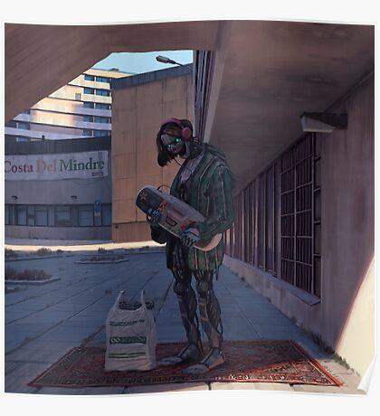 Vagabonds - Liam Poster