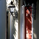 In Down Town Charleston by Susanne Van Hulst