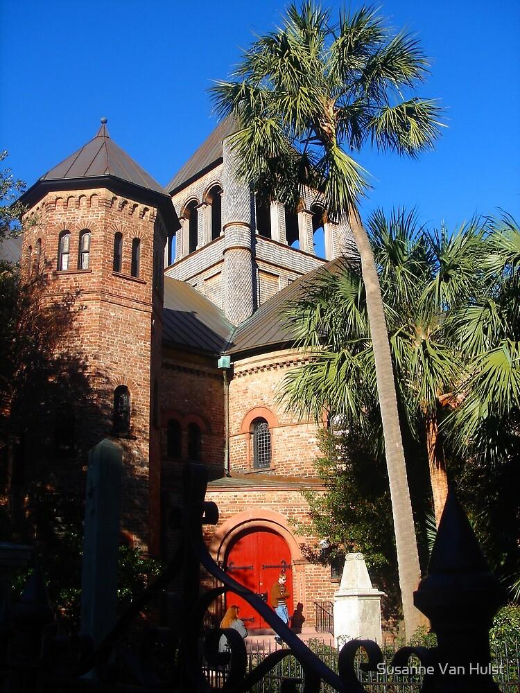 The Holy City Charleston by Susanne Van Hulst