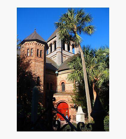 The Holy City Charleston Photographic Print