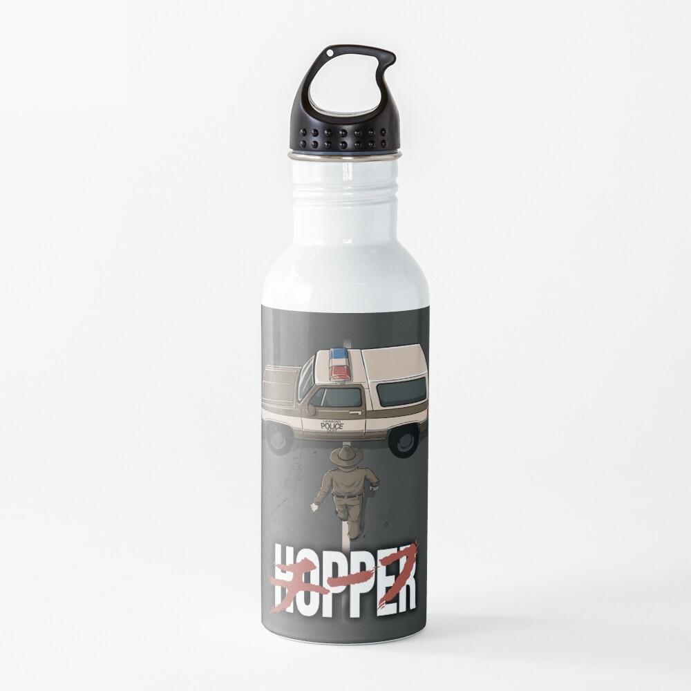 CHIEF HOPPER Water Bottle