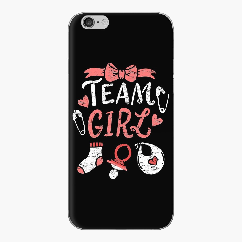 Gender Reveal Party iPhone Skin