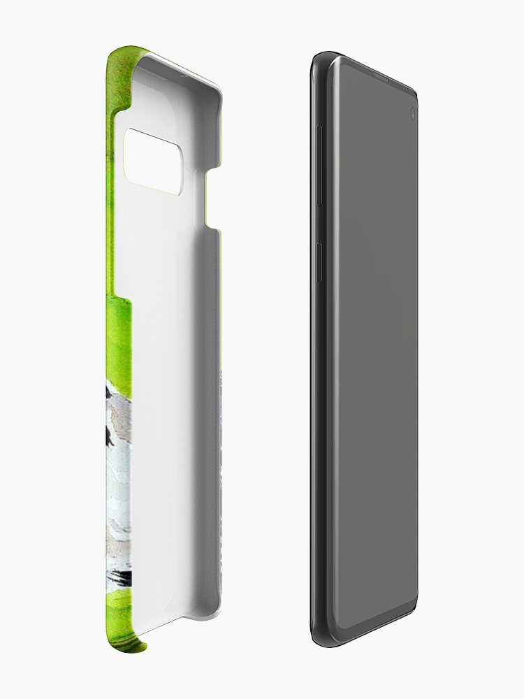 Alternate view of On the Nest Case & Skin for Samsung Galaxy