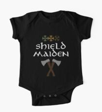 Shield Maiden One Piece - Short Sleeve