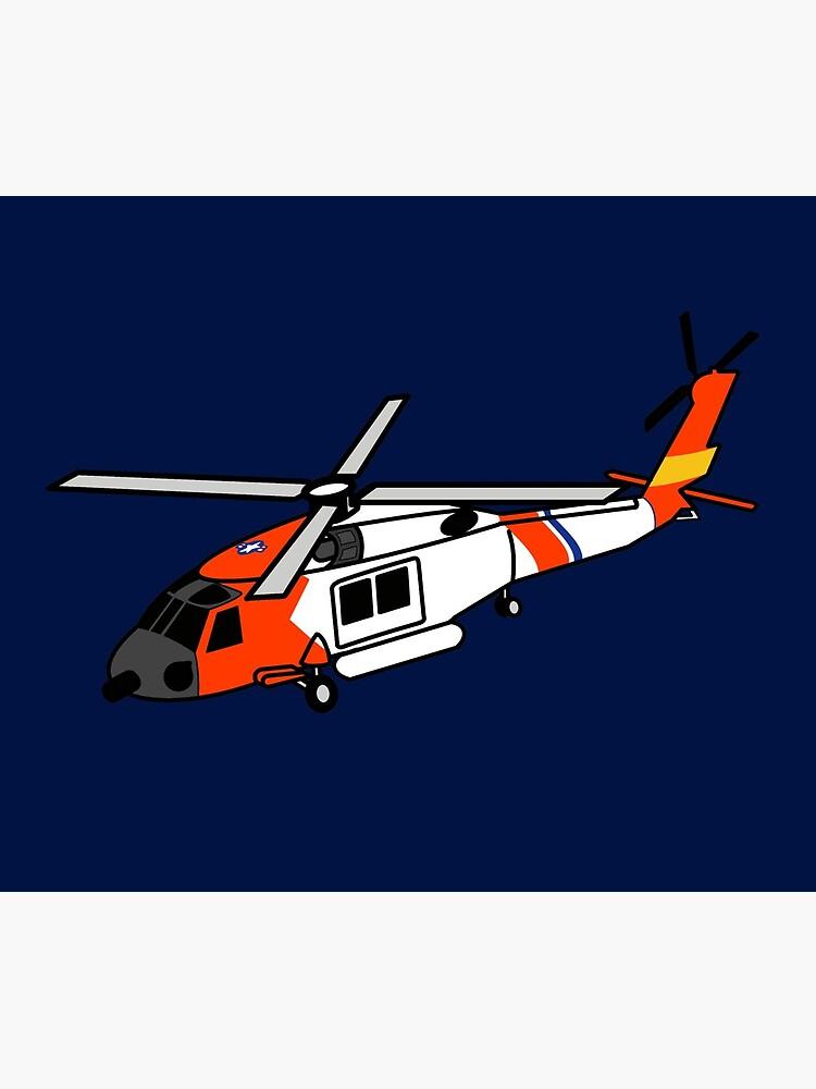 US Coast Guard HH-60 Jayhawk by AlwaysReadyCltv