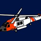 US Coast Guard HH-60 Jayhawk by AlwaysReadyCltv
