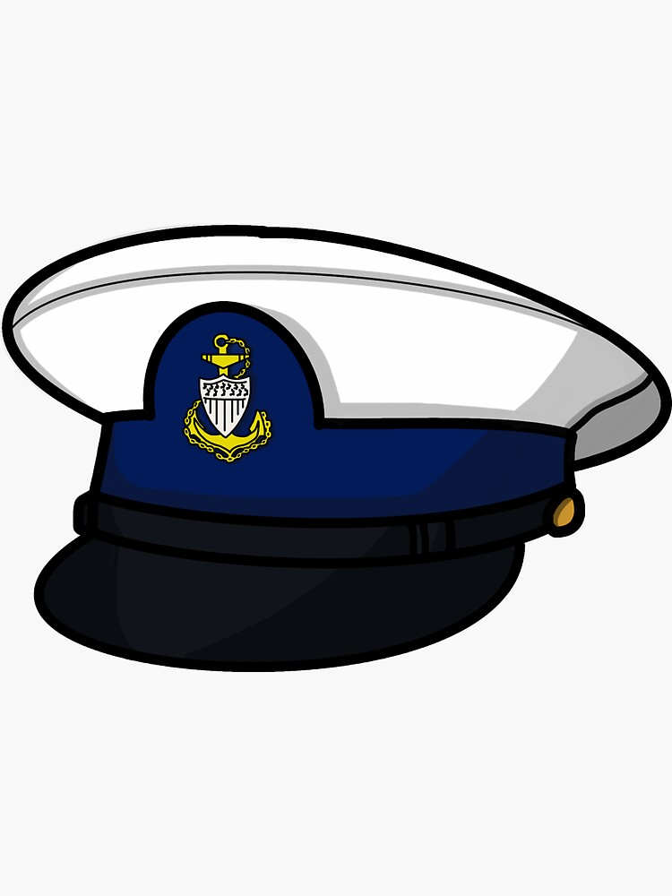 U.S. Coast Guard Chief Petty Officer Cover by AlwaysReadyCltv