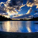Luminous Blue by Bob Larson