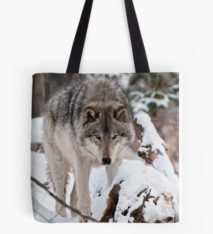 Patrolling  Tote Bag