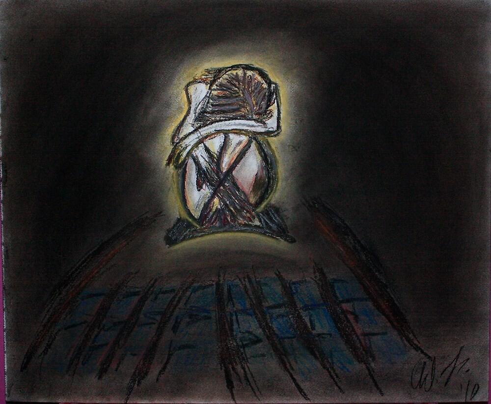 lost in despair... by C Rodriguez
