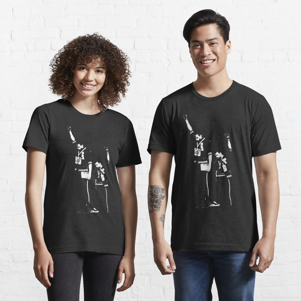 1968 Olympic Protest - John and Tommie Essential T-Shirt